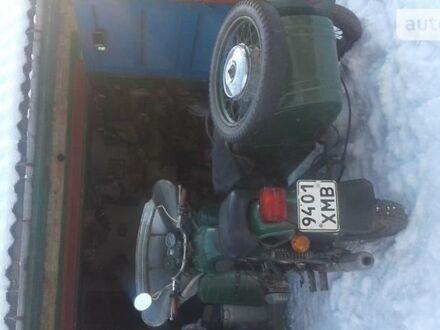 Зеленый Днепр (КМЗ) Днепр-11, объемом двигателя 0 л и пробегом 19 тыс. км за 550 $, фото 1 на Automoto.ua