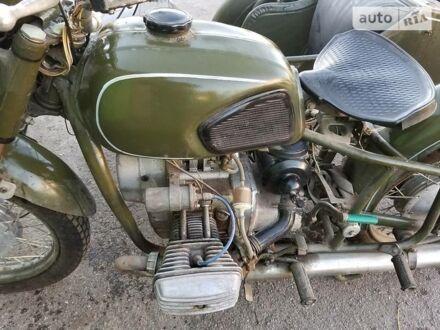 Зеленый Днепр (КМЗ) Днепр-11, объемом двигателя 0.65 л и пробегом 1 тыс. км за 750 $, фото 1 на Automoto.ua
