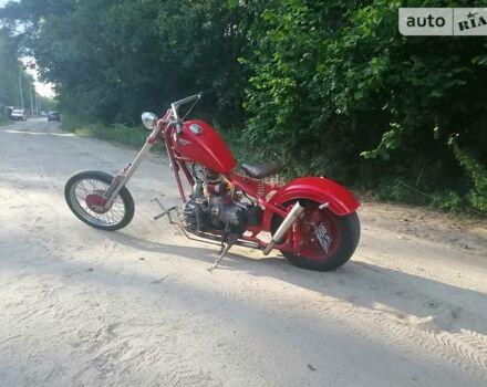 Красный Днепр (КМЗ) К 750, объемом двигателя 0.75 л и пробегом 1 тыс. км за 700 $, фото 1 на Automoto.ua
