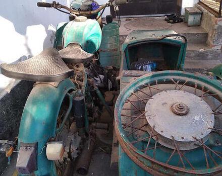 Зеленый Днепр (КМЗ) МТ-9, объемом двигателя 0 л и пробегом 40 тыс. км за 300 $, фото 1 на Automoto.ua