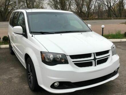 Білий Додж Caravan, об'ємом двигуна 0.04 л та пробігом 127 тис. км за 17500 $, фото 1 на Automoto.ua