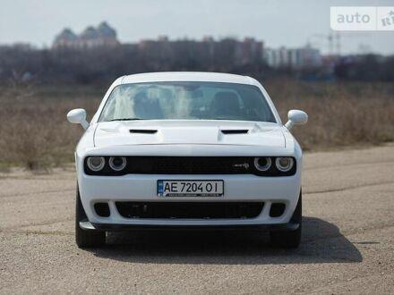 Белый Додж Челенджер, объемом двигателя 3.6 л и пробегом 7 тыс. км за 30000 $, фото 1 на Automoto.ua