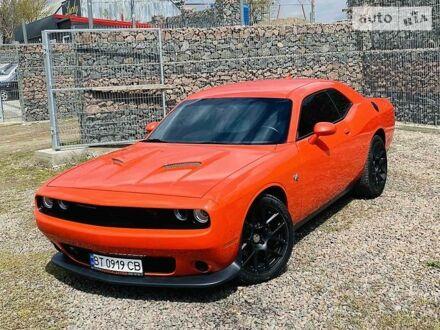Оранжевый Додж Челенджер, объемом двигателя 5.7 л и пробегом 52 тыс. км за 25700 $, фото 1 на Automoto.ua