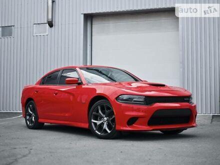 Красный Додж Чарджер, объемом двигателя 5.7 л и пробегом 65 тыс. км за 33900 $, фото 1 на Automoto.ua