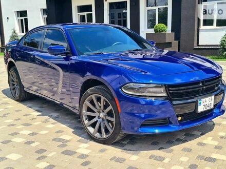 Синий Додж Чарджер, объемом двигателя 5.7 л и пробегом 63 тыс. км за 26900 $, фото 1 на Automoto.ua