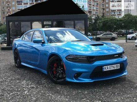 Синий Додж Чарджер, объемом двигателя 6.4 л и пробегом 15 тыс. км за 55000 $, фото 1 на Automoto.ua
