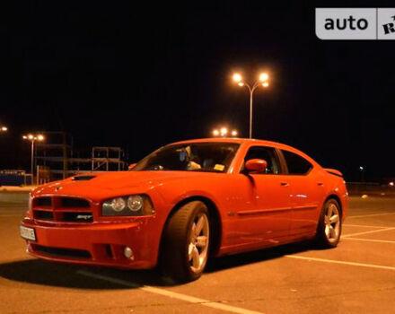 Червоний Додж Charger, об'ємом двигуна 6.1 л та пробігом 160 тис. км за 18500 $, фото 1 на Automoto.ua