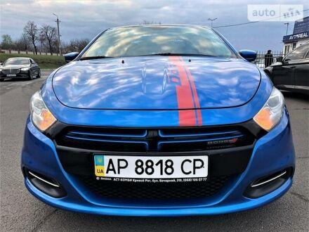 Синий Додж Дарт, объемом двигателя 2 л и пробегом 116 тыс. км за 8500 $, фото 1 на Automoto.ua