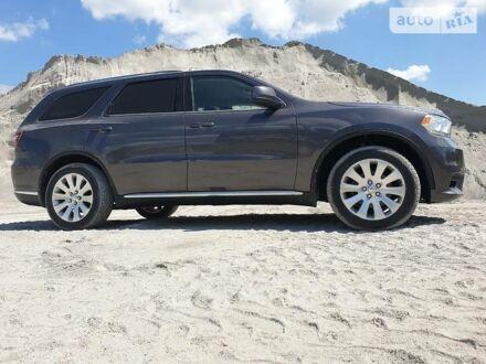 Сірий Додж Durango, об'ємом двигуна 3.6 л та пробігом 90 тис. км за 23750 $, фото 1 на Automoto.ua