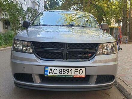 Серый Додж Джорни, объемом двигателя 2.4 л и пробегом 141 тыс. км за 12950 $, фото 1 на Automoto.ua