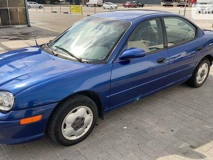 Синий Додж Неон, объемом двигателя 2 л и пробегом 185 тыс. км за 3100 $, фото 1 на Automoto.ua