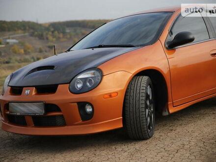 Оранжевый Додж Неон, объемом двигателя 2.4 л и пробегом 80 тыс. км за 7900 $, фото 1 на Automoto.ua