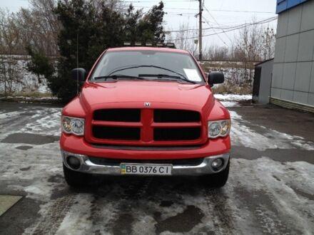 Червоний Додж RAM, об'ємом двигуна 5.7 л та пробігом 160 тис. км за 10500 $, фото 1 на Automoto.ua
