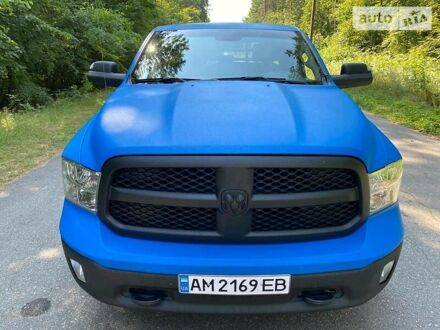 Синій Додж RAM, об'ємом двигуна 3.6 л та пробігом 198 тис. км за 19999 $, фото 1 на Automoto.ua