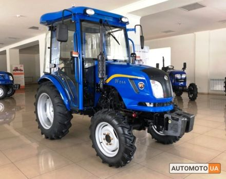 Синій Донг Фенг 244, об'ємом двигуна 1.15 л та пробігом 0 тис. км за 8800 $, фото 1 на Automoto.ua