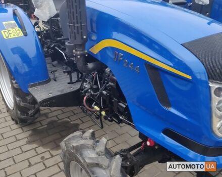 Синий Донг Фенг 244, объемом двигателя 1.8 л и пробегом 0 тыс. км за 6700 $, фото 1 на Automoto.ua