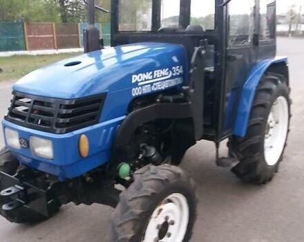 Синий Донг Фенг 354, объемом двигателя 0 л и пробегом 2 тыс. км за 5800 $, фото 1 на Automoto.ua
