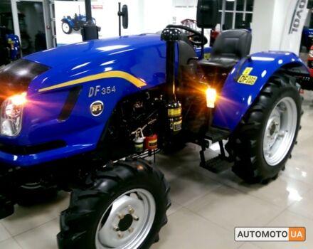 Синий Донг Фенг 354, объемом двигателя 35 л и пробегом 0 тыс. км за 8000 $, фото 1 на Automoto.ua