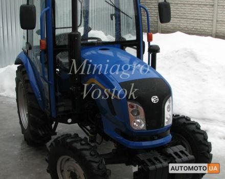 Синий Донг Фенг 404, объемом двигателя 2.54 л и пробегом 0 тыс. км за 10350 $, фото 1 на Automoto.ua