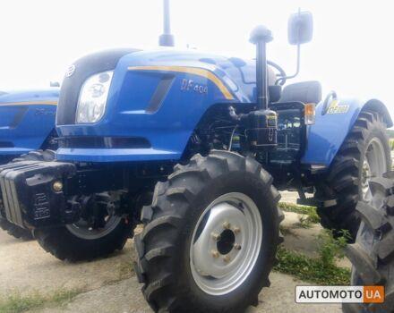 Синий Донг Фенг 404, объемом двигателя 2.5 л и пробегом 0 тыс. км за 9100 $, фото 1 на Automoto.ua