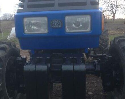 Синий Донг Фенг ДФ-244, объемом двигателя 0 л и пробегом 1 тыс. км за 5500 $, фото 1 на Automoto.ua