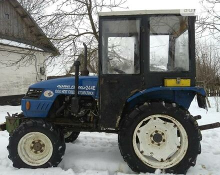 Голубий Донг Фенг ДФ-244, об'ємом двигуна 1.95 л та пробігом 1 тис. км за 5600 $, фото 1 на Automoto.ua