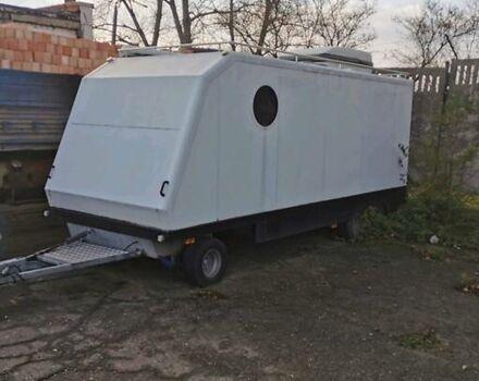 Белый Другое Мобильный дом, объемом двигателя 0 л и пробегом 10 тыс. км за 13950 $, фото 1 на Automoto.ua