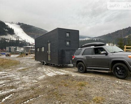 Черный Другое Мобильный дом, объемом двигателя 0 л и пробегом 2 тыс. км за 23000 $, фото 1 на Automoto.ua