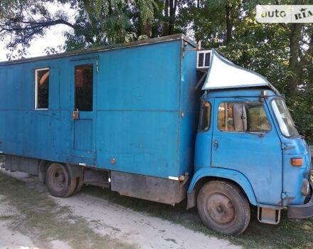 Синий Другое Мобильный дом, объемом двигателя 2.5 л и пробегом 200 тыс. км за 3000 $, фото 1 на Automoto.ua