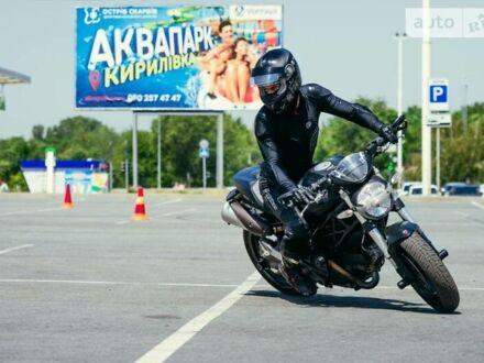 Черный Дукати Monster 696, объемом двигателя 0.7 л и пробегом 14 тыс. км за 6200 $, фото 1 на Automoto.ua