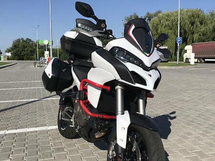Красный Дукати Multistrada 1200S, объемом двигателя 1.2 л и пробегом 35 тыс. км за 11999 $, фото 1 на Automoto.ua
