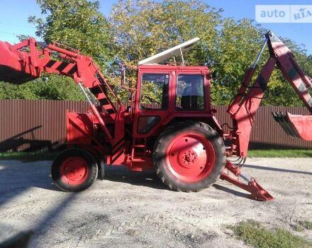 Красный ЭО 2625, объемом двигателя 0 л и пробегом 1 тыс. км за 8000 $, фото 1 на Automoto.ua