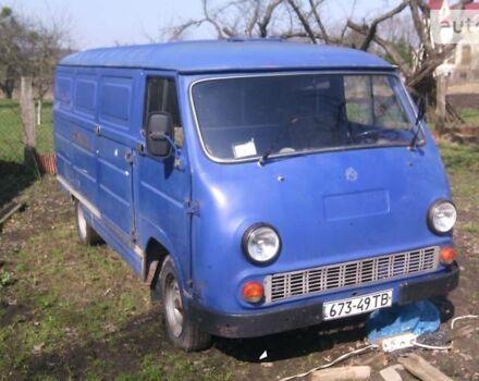 Синий ЕРАЗ ЕРАЗ, объемом двигателя 2.4 л и пробегом 1 тыс. км за 1000 $, фото 1 на Automoto.ua