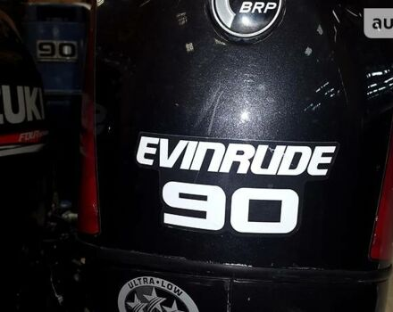 Евінруд БРП Е-тек, об'ємом двигуна 0.09 л та пробігом 2 тис. км за 4290 $, фото 1 на Automoto.ua