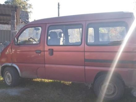 Красный ФАВ 6371 пасс., объемом двигателя 1.1 л и пробегом 60 тыс. км за 1850 $, фото 1 на Automoto.ua