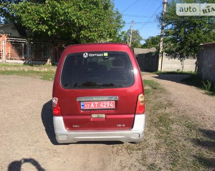 Красный ФАВ 6371 пасс., объемом двигателя 1.05 л и пробегом 85 тыс. км за 3000 $, фото 1 на Automoto.ua