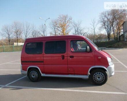 Червоний ФАВ 6371 пасс., об'ємом двигуна 1.05 л та пробігом 125 тис. км за 2600 $, фото 1 на Automoto.ua