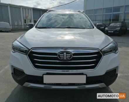 купити нове авто ФАВ X80 2020 року від офіційного дилера АІС Київ Дніпровський ФАВ фото