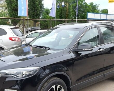 купити нове авто ФАВ X80 2020 року від офіційного дилера АДАМАНТ МОТОРС ЧЕРНІГІВ ФАВ фото