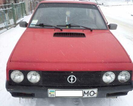 Красный ФСО Полонез, объемом двигателя 1.6 л и пробегом 1 тыс. км за 1300 $, фото 1 на Automoto.ua
