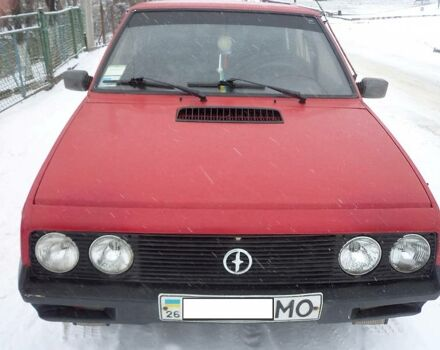 Червоний ФСО Polonez, об'ємом двигуна 1.6 л та пробігом 1 тис. км за 1300 $, фото 1 на Automoto.ua