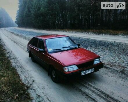 Червоний ФСО Polonez, об'ємом двигуна 1.6 л та пробігом 115 тис. км за 999 $, фото 1 на Automoto.ua