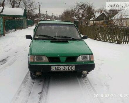 Зеленый ФСО Полонез, объемом двигателя 1.9 л и пробегом 108 тыс. км за 2250 $, фото 1 на Automoto.ua