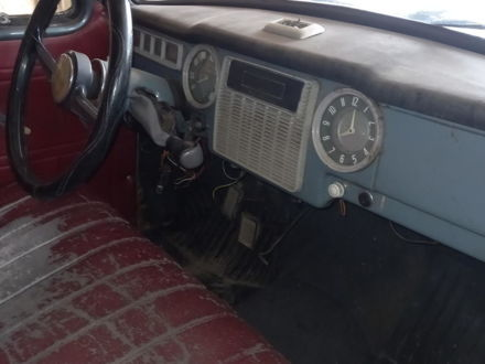 Серый ФСО Варшава, объемом двигателя 2.2 л и пробегом 100 тыс. км за 11000 $, фото 1 на Automoto.ua