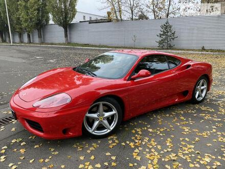 Красный Феррари 360, объемом двигателя 3.6 л и пробегом 13 тыс. км за 80500 $, фото 1 на Automoto.ua