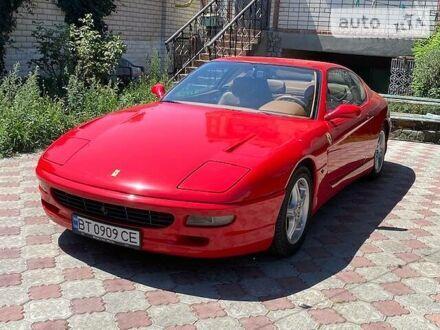 Червоний Феррарі 456, об'ємом двигуна 5.5 л та пробігом 17 тис. км за 67000 $, фото 1 на Automoto.ua