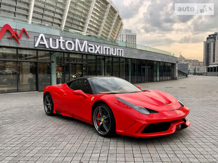 Червоний Феррарі 458 Italia, об'ємом двигуна 4.5 л та пробігом 31 тис. км за 150000 $, фото 1 на Automoto.ua