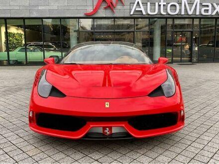 Красный Феррари 458, объемом двигателя 4.5 л и пробегом 31 тыс. км за 150000 $, фото 1 на Automoto.ua