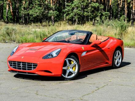 Красный Феррари Калифорния, объемом двигателя 4.3 л и пробегом 2 тыс. км за 0 $, фото 1 на Automoto.ua