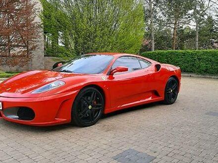 Красный Феррари Ф430, объемом двигателя 4.3 л и пробегом 22 тыс. км за 95000 $, фото 1 на Automoto.ua